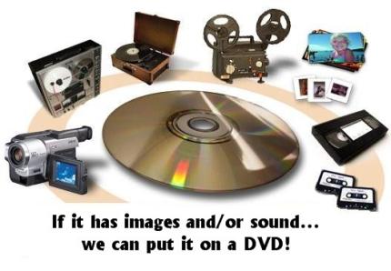 dvd-Transfer