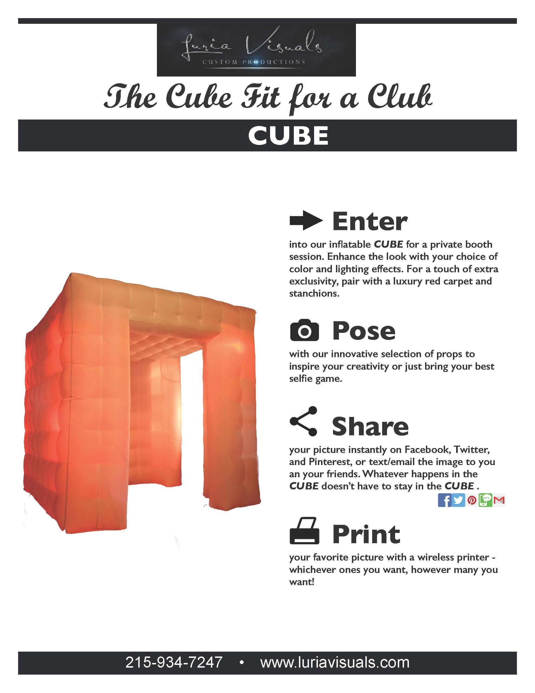 luria- cube